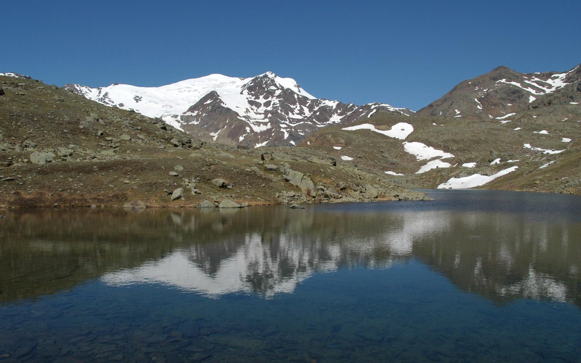 Laghi Cevedale, pf: Guide Alpine Valli di Sole e Rabbi