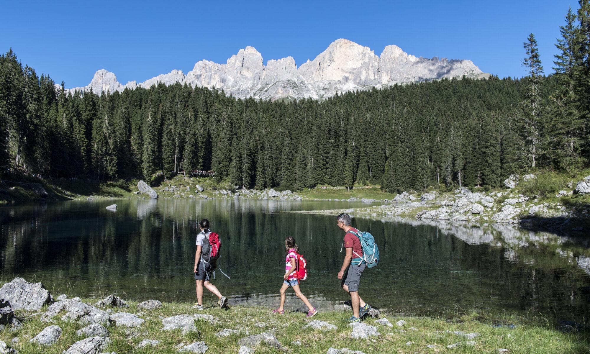 Lago di Carezza, credit Val d'Ega (24)