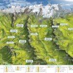 cartina gressoney -estate