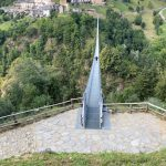 Ponte tibetano Val Tartano